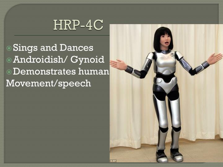 HRP-4C