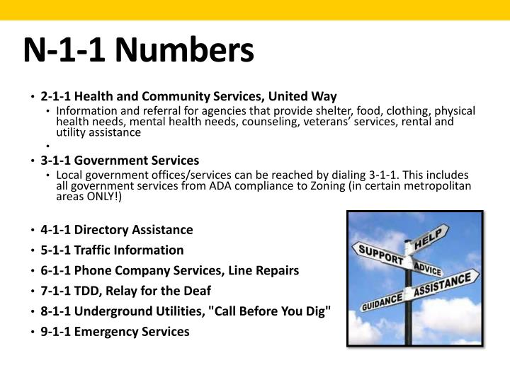 N-1-1 Numbers