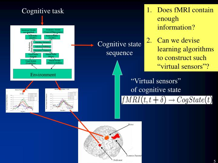Does fMRI contain enough information?