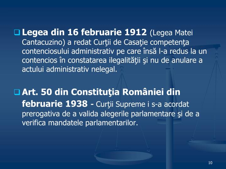 Legea din 16 februarie 1912