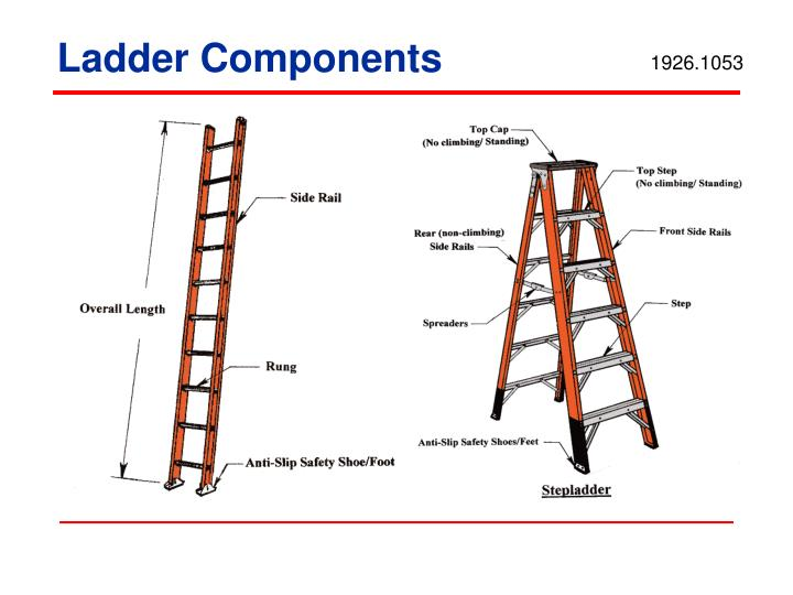 Ladder Components