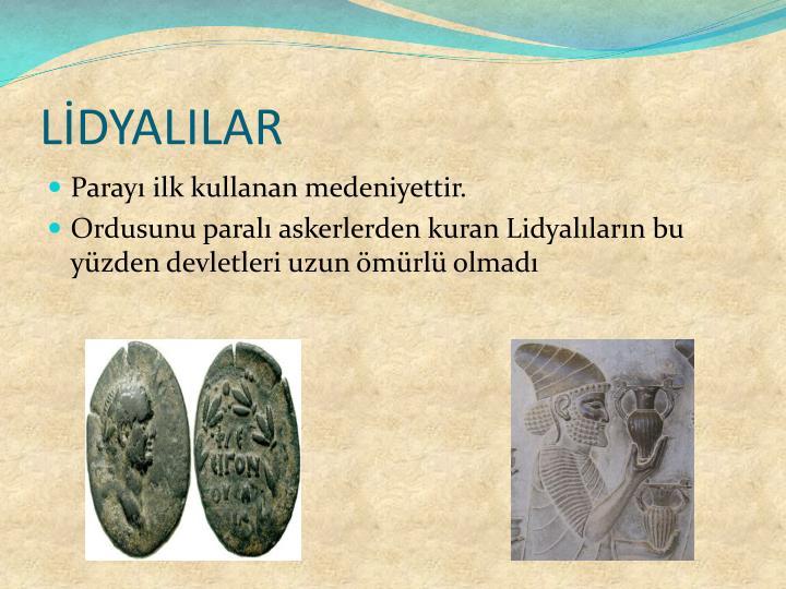 LDYALILAR