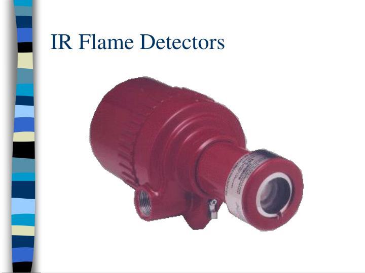 IR Flame Detectors