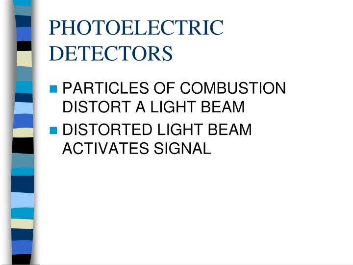 Photoelectric detectors1