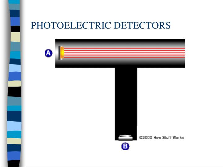 PHOTOELECTRIC DETECTORS