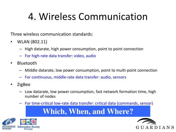 4. Wireless Communication