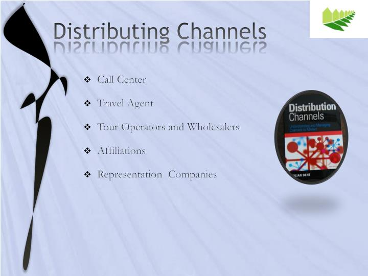 Distributing Channels