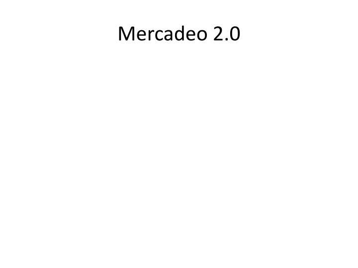 Mercadeo 2.0