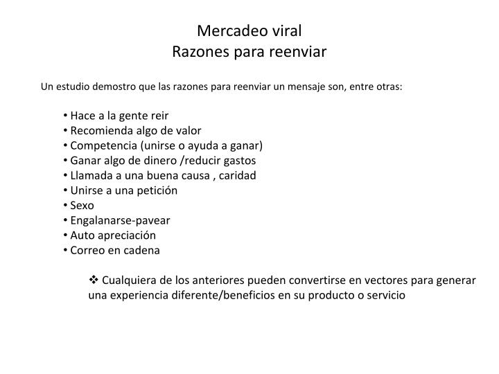 Mercadeo viral
