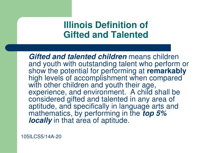 Illinois Definition of