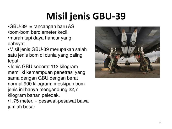 Misil jenis GBU-39