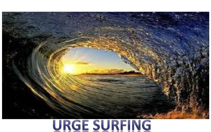 URGE SURFING