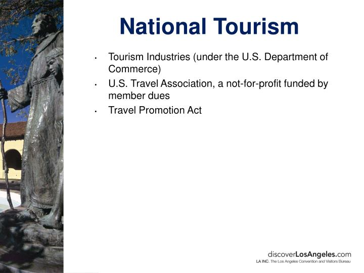 National Tourism