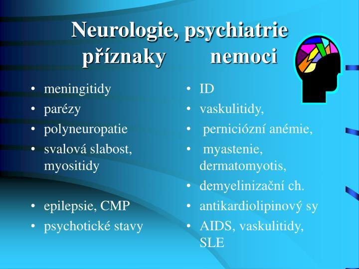 meningitidy