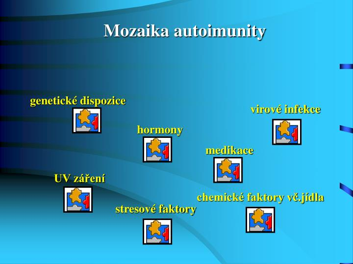 Mozaika autoimunity