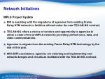 network initiatives