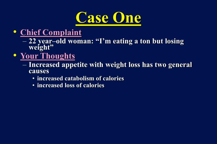Case One