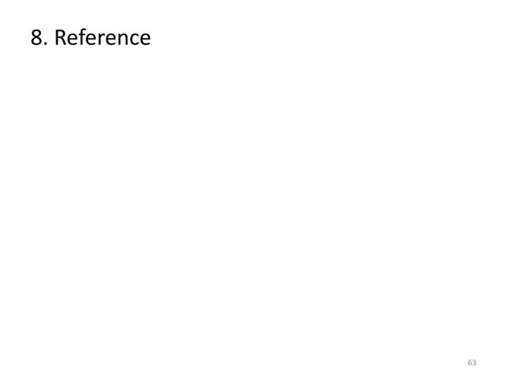 8. Reference
