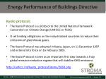 energy performance of buildings directive1