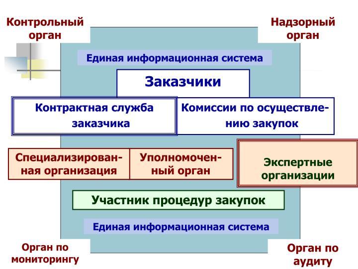 Контрольный орган