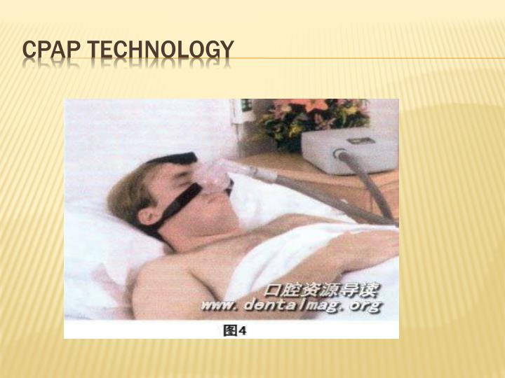 CPAP technology