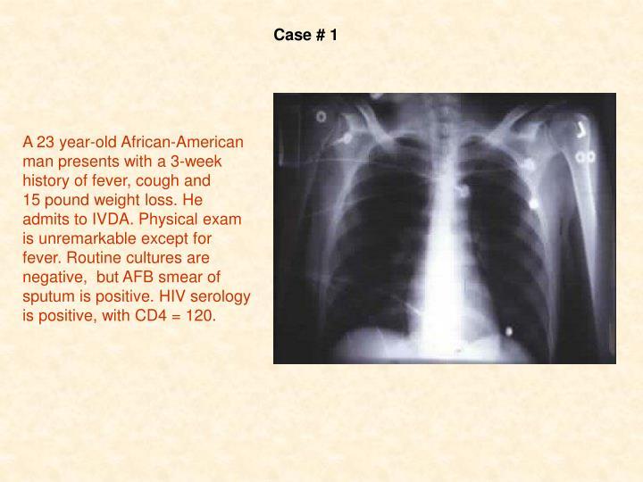 Case # 1