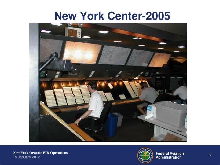 New York Center-2005