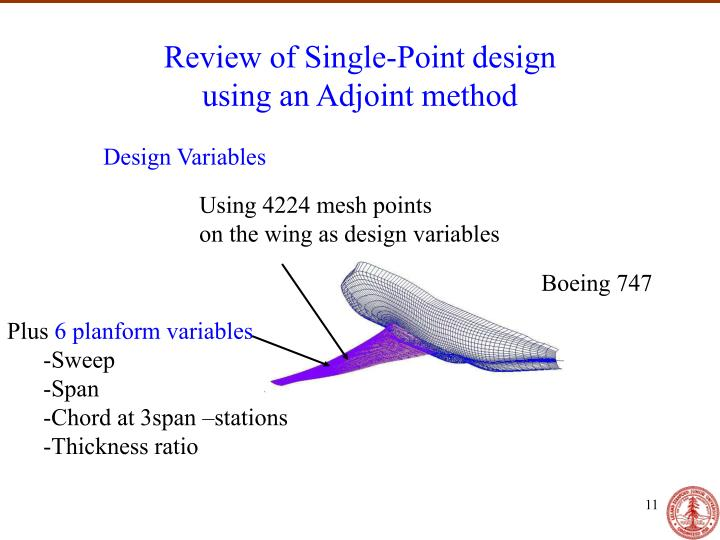 Review of Single-Point design