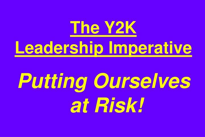 The Y2K