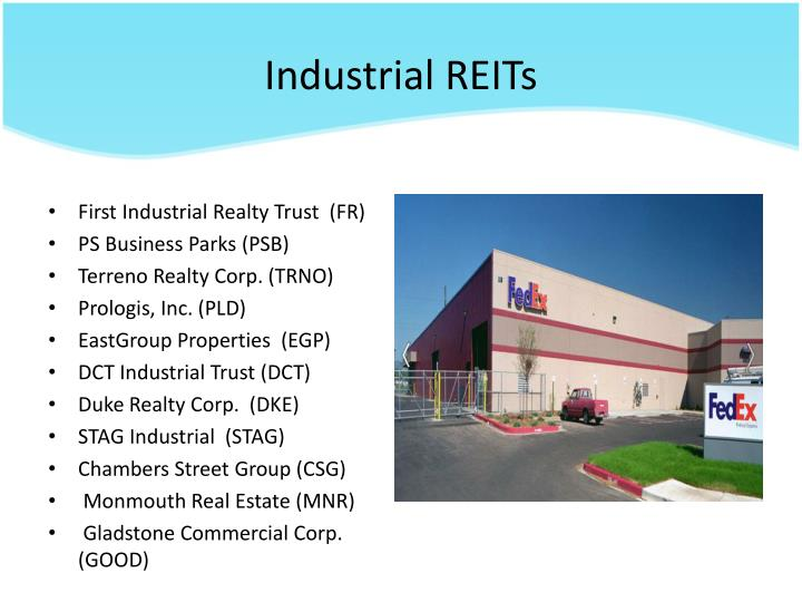 Industrial REITs