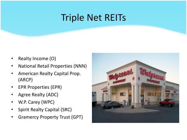 Triple Net REITs
