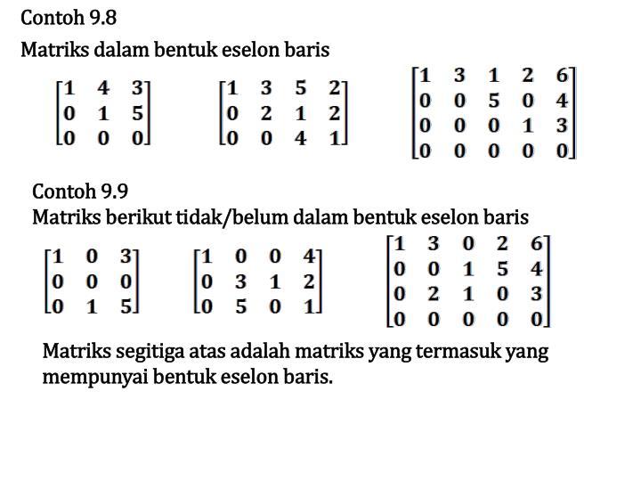 Contoh 9.8