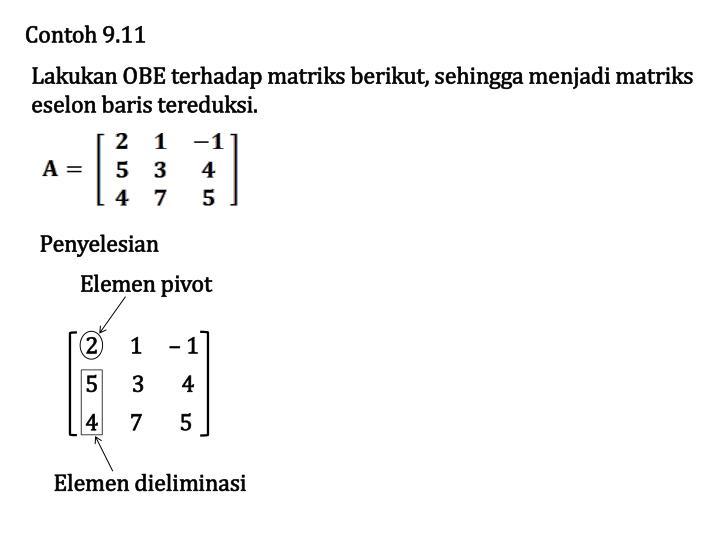 Contoh 9.11
