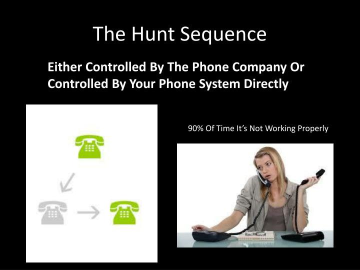 The Hunt Sequence