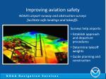 improving aviation safety