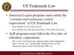 us trademark law