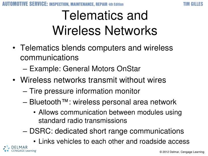 Telematics and