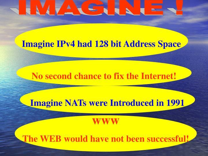 IMAGINE !