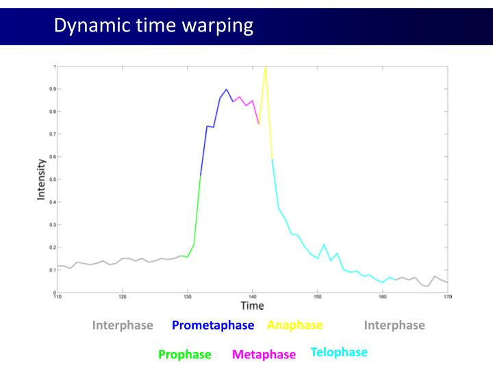 Dynamic time warping