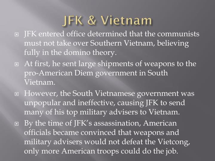 JFK & Vietnam