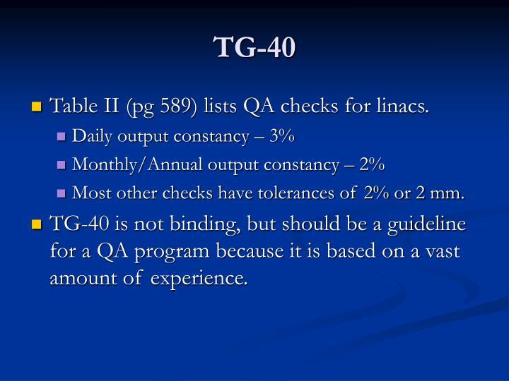 TG-40