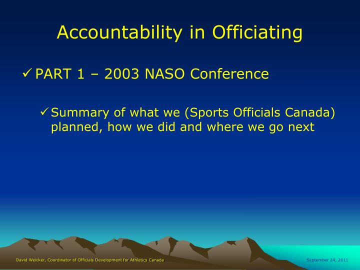 Accountability in officiating2