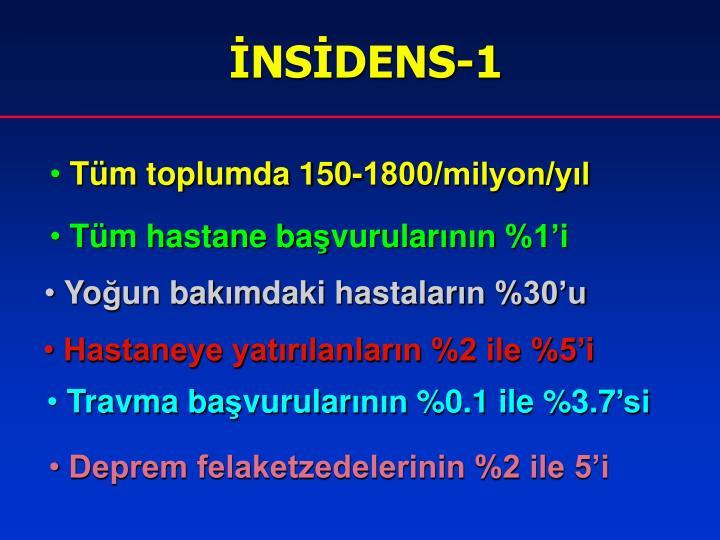 İNSİDENS-1