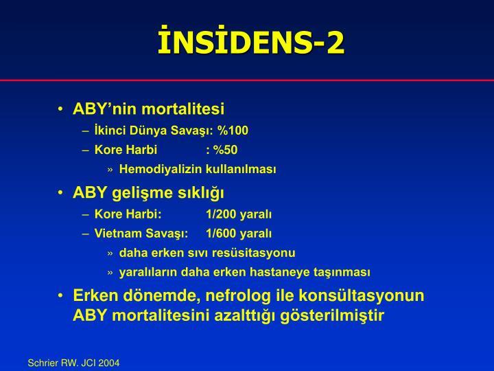 İNSİDENS-2
