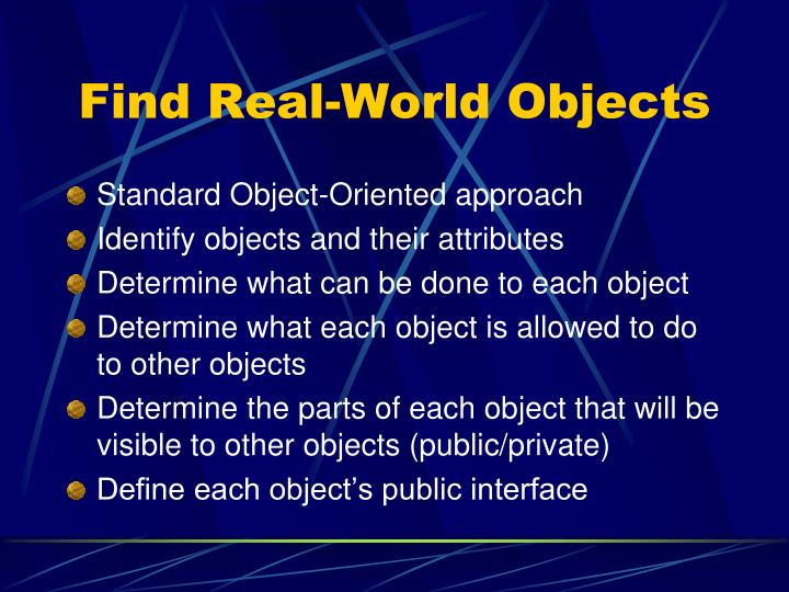Find Real-World Objects