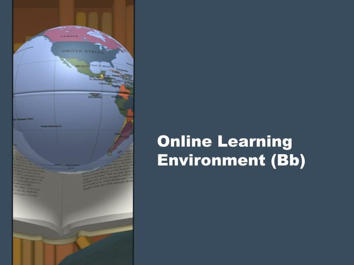 online learning environment Emotional presence, learning, and the online learning environment learning, and the online learning environment martha cleveland-innes and prisca campbell.