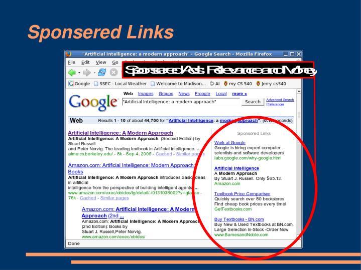 Sponsered Links