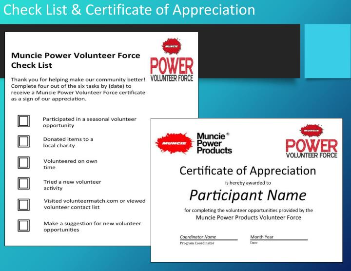 Ppt muncie power products wellness program powerpoint presentation