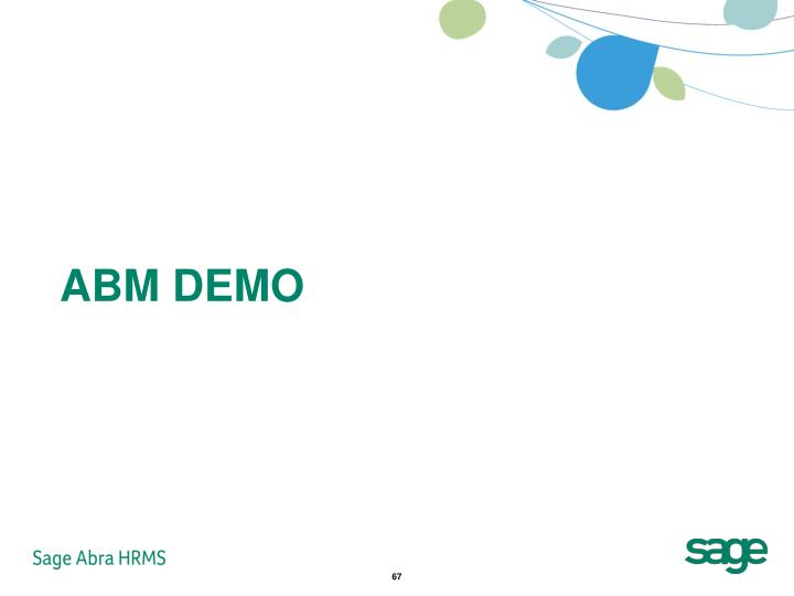 ABM Demo