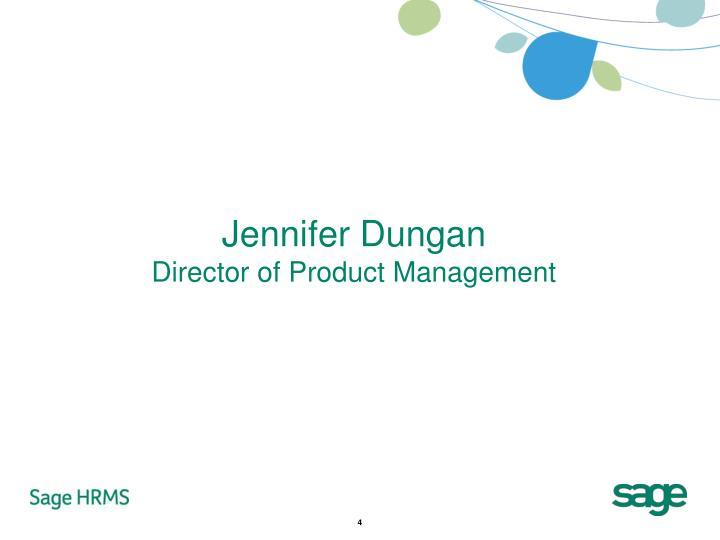 Jennifer Dungan